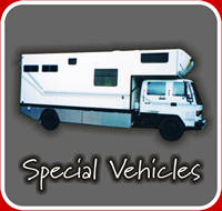 Special Horse Transport Vehicles